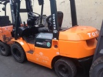 USED 3TON TOYOTA FORKLIFT